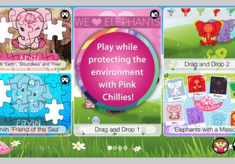 Introducing our very own Pink Chillies App Photo - 1