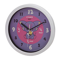Yara Elephant Wall Clock